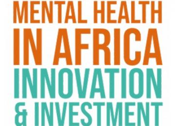 Logo Mental Health in Africa: Innovation and Investment