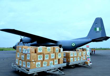 Delivery of Covid-19 response efforts from WAHO to ECOWAS Member States